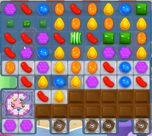 Candy Crush level 924