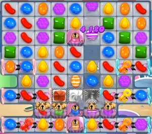 Candy Crush level 926