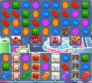Candy Crush level 930