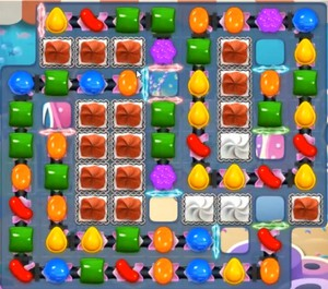 Candy Crush level 931