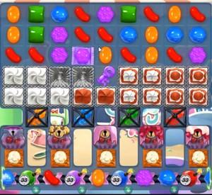 Candy Crush level 934