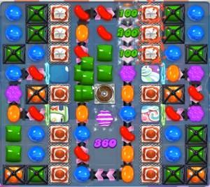 Candy Crush level 935