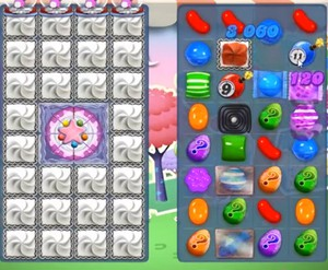 Candy Crush level 938