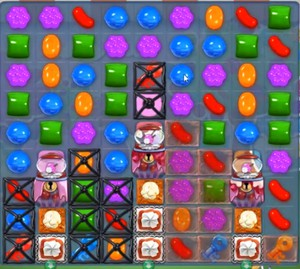 Candy Crush level 943
