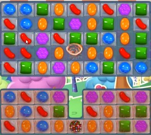 Candy Crush level 946