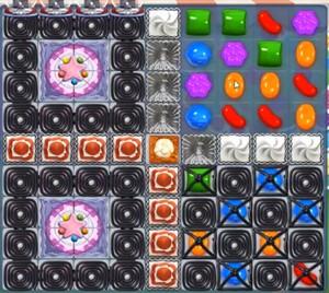 Candy Crush level 950
