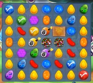 Candy Crush level 951