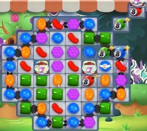 Candy Crush level 953