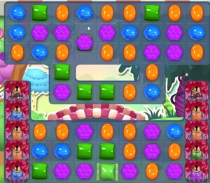 Candy Crush level 956