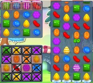 Candy Crush level 957
