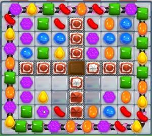 Candy Crush level 958