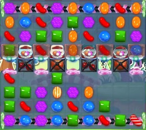 Candy Crush level 962