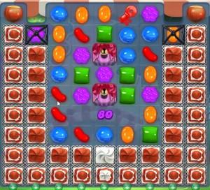 Candy Crush level 964