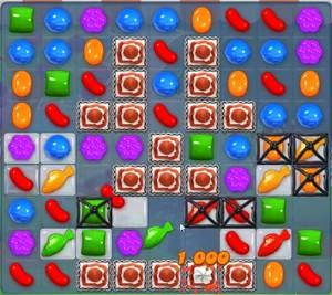 Candy Crush level 965