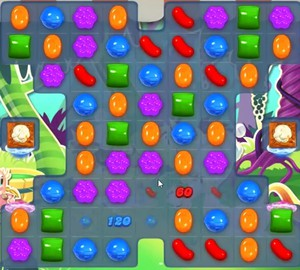 Candy Crush level 968
