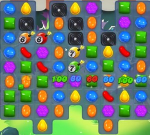 Candy Crush level 969