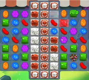 Candy Crush level 970