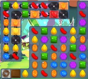 Candy Crush level 979