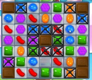 Candy Crush level 981