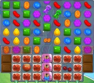 Candy Crush level 982
