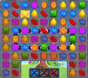 Candy Crush level 985