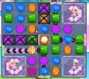 Candy Crush level 986