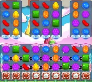 Candy Crush level 987