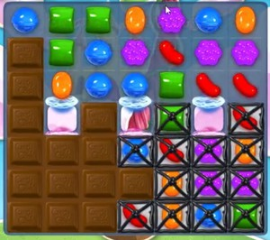 Candy Crush level 995