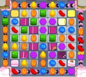 Candy Crush level 998