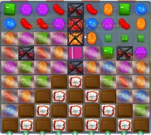 Candy Crush level 999