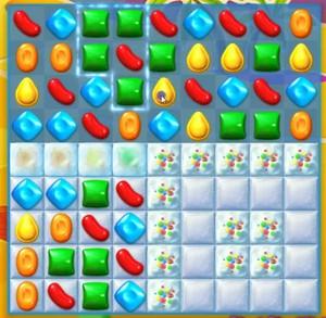 Candy Crush Soda level 245