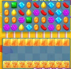 Candy Crush Soda Level 254
