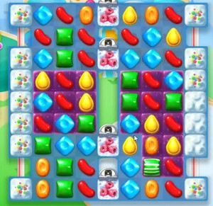 Candy Crush Soda level 265