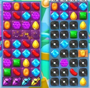 Candy Crush Soda level 288