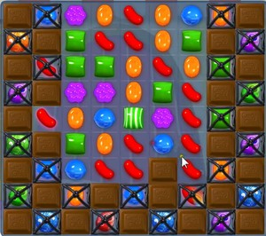Candy Crush level 1006