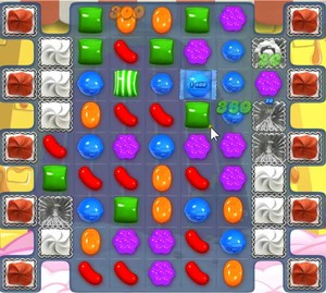 Candy Crush level 1008