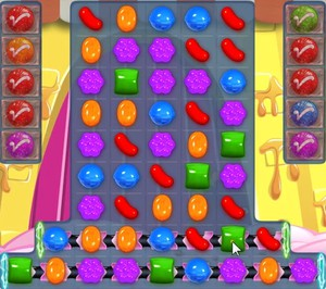 Candy Crush level 1009