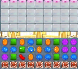 Candy Crush level 1011