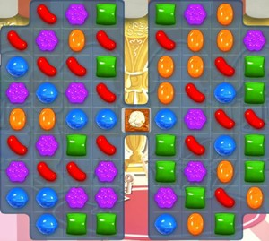 Candy Crush level 1016