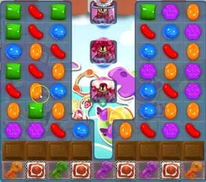 Candy Crush level 1031