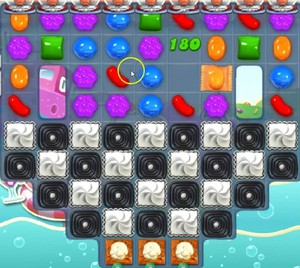 Candy Crush level 1034