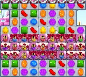 Candy Crush level 1035