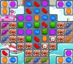Candy Crush level 1036
