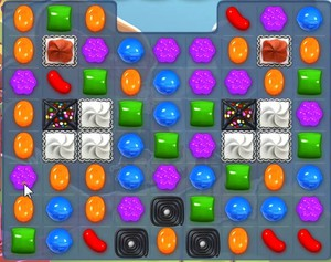 Candy Crush level 1044