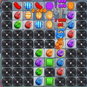 Candy Crush level 1047