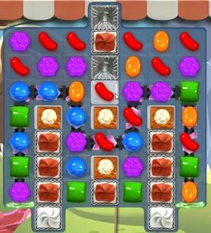 Candy Crush level 1048