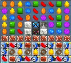 Candy Crush level 1052