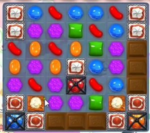 Candy Crush level 1057