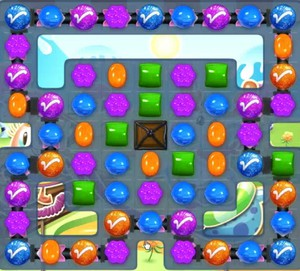 Candy Crush level 1072