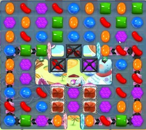 Candy Crush level 1075